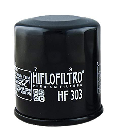FILTRO OLIO MOTORE HIFLO HF303 PER POLARIS 325 Trail Boss//00-02